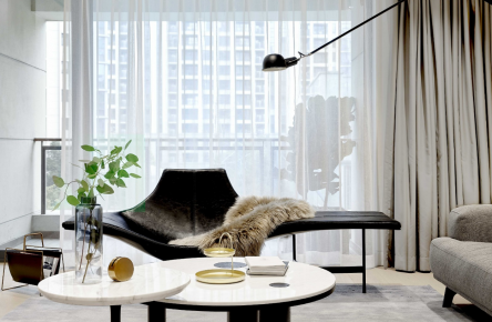 现代风格三房设计案例 现代风格家庭装修效果图