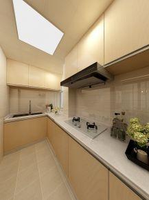 金碧新城现代风格三居室装修案例