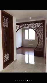 新中式风格四居室装修案例