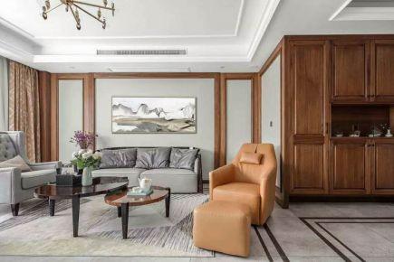 后现代风格装修设计 后现代三房装修效果图