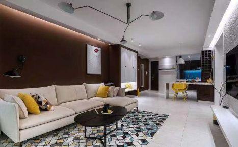 地中海风格四居室装修案例