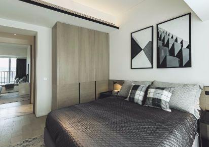 广东省珠海金湾区现代风格三房装修设计案例