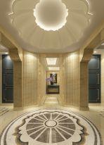 欧式风格三房装修效果图 欧式风格家庭装修设计
