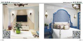 地中海风格三房装修实际效果图  地中海风格家庭内装设计