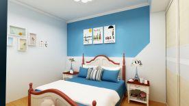 凤凰花城两房装修 现代风格家庭装修案例欣赏