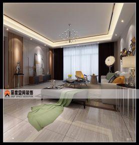 惠州世纪城张总雅居 简约风格三房装修设计效果图欣赏