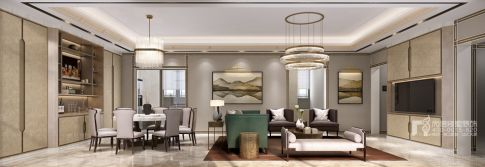 新东方风格设计 中式风格别墅装修设计之美