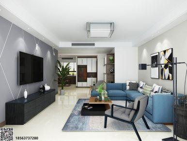 现代简约三房装修设计 现代简约家装装修设计