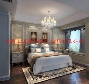 欧式别墅装修设计图 欧式风格别墅装修案例