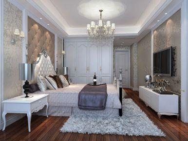 小资生活 欧式风格两房装修设计效果图