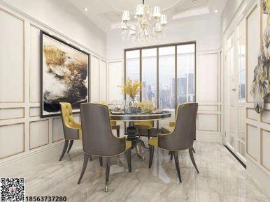 中海国际三房装修设计 现代风格家庭装修效果图