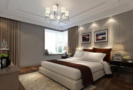 和谐家园现代两居室装修