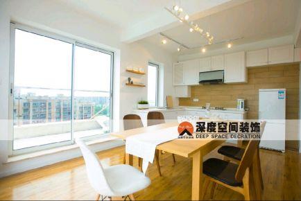 中宏小区现代简约三居室装修