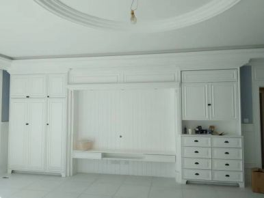 创意混搭风格三房装修  混搭风格家庭装修效果图