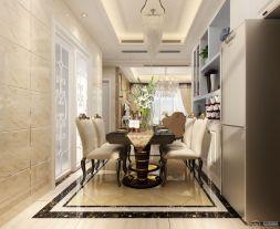 亲亲家园欧式四居室装修,创造奢华空间