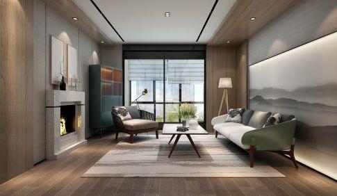 常州龙湖原山现代四居室装修,这一定是你的梦想家园