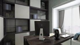 现代清新风格三居室装修效果图赏析