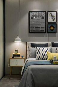 翡翠锦园北欧风两居室装修图片