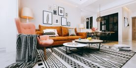 常州雅居乐北欧风情三居室装修案例 北欧风格三居室装修设计