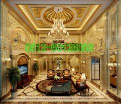 别墅装修效果风格-别墅客厅装修方法