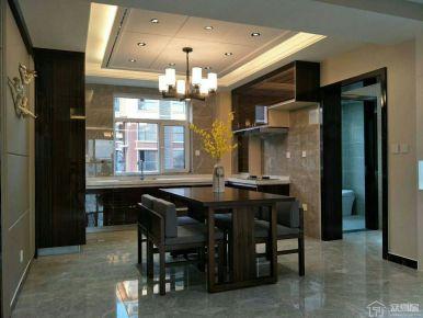 烟台新中式风格三房装修 新中式风格家庭装修效果图
