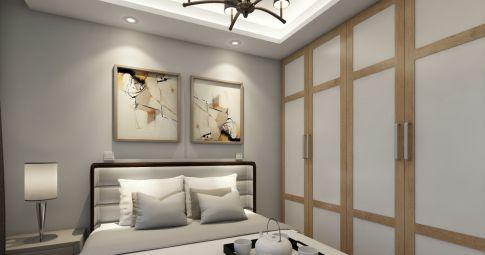 宁波三居室北欧风格装修效果图 三居室北欧风装修案例