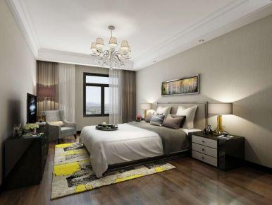 无锡爱家尊邸现代风格复式装修,整洁大方