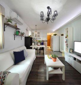 湘潭香贤居东南亚风格三居室装修实例