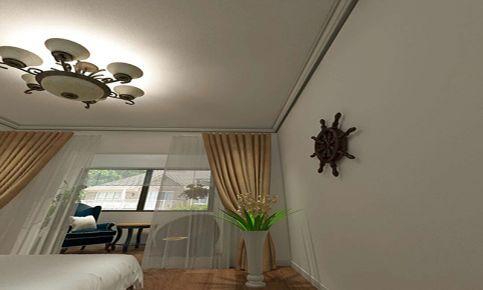 温州现代风格两居室装修效果图