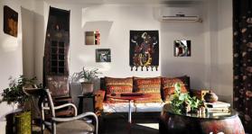 徐州新中式四居室装修案例