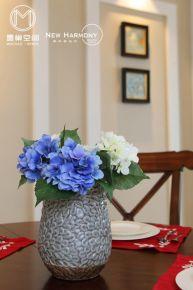 常州绿地香颂创意三居室装修案例