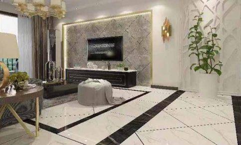 武汉联投龙湾三期工地简约三居室装修设计