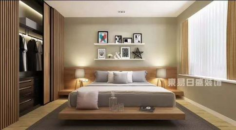 天津现代风格三居室装修图片赏析