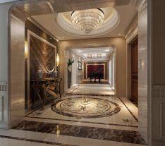 杭州新中式风格别墅装修效果图