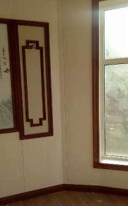 济南天桥区恒大滨河左岸中式风格四居室装修