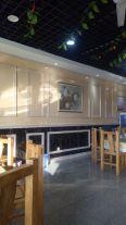 济南天桥区恒大滨河左岸现代风格三居室装修案例