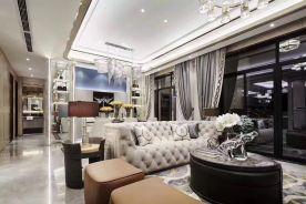 宁波欧式风格四居室怎么装修好看