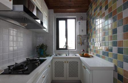 郑州美式风格四居室装修效果图