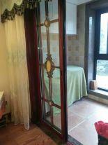 宁波维科东院中式风格三居室装修案例