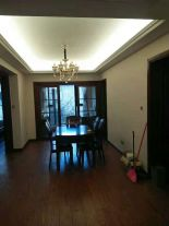 宁波银亿东岸欧式风格三居室装修案例