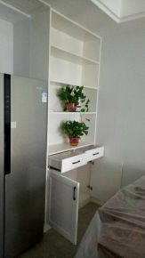 宁波金地·悦江来现代风格小两居室装修