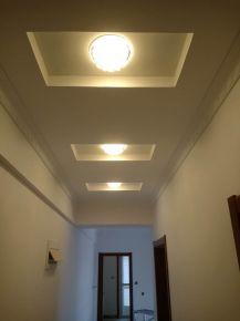 西安创汇社区简约风格三居室装修案例