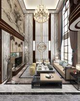 泉州新中式风格别墅怎么装修好看