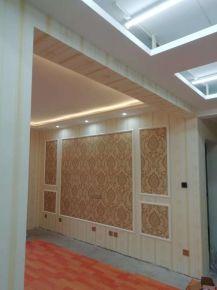 西安未央区临邑小区114平欧式风格三居室装修