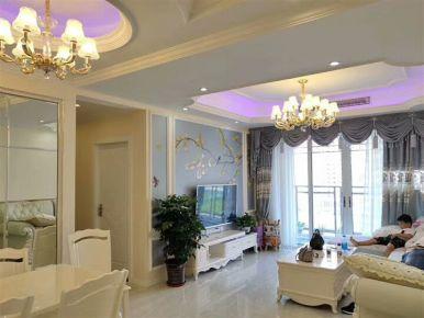 贵阳欧式风格小两居室装修图片大全