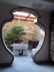 大连卡纳意乡别墅中式风格装修案例