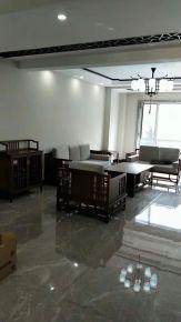 大连星海绿山城中式风格四居室装修案例