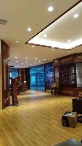 济南中式风格娱乐会所装修效果图