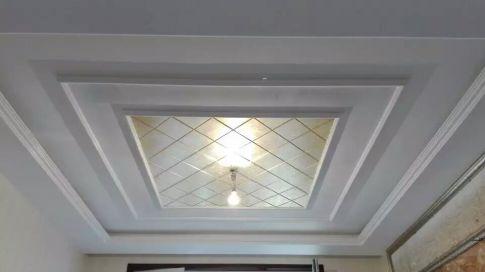 天津欧式风格小两居室装修效果图
