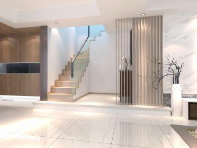 成都欧式风格三居室装修效果图